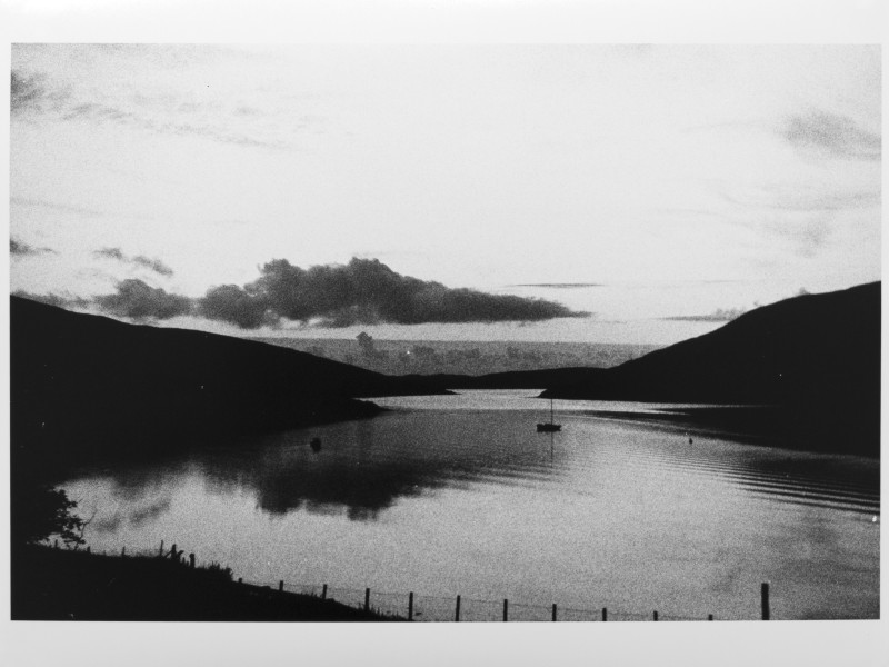 """Voe #8Silver gelatin print from 35mm color negative16""""x20""""2014"""